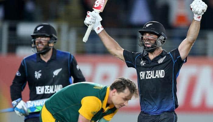 ICC World Cup: Big six a dream come true for Grant Elliott