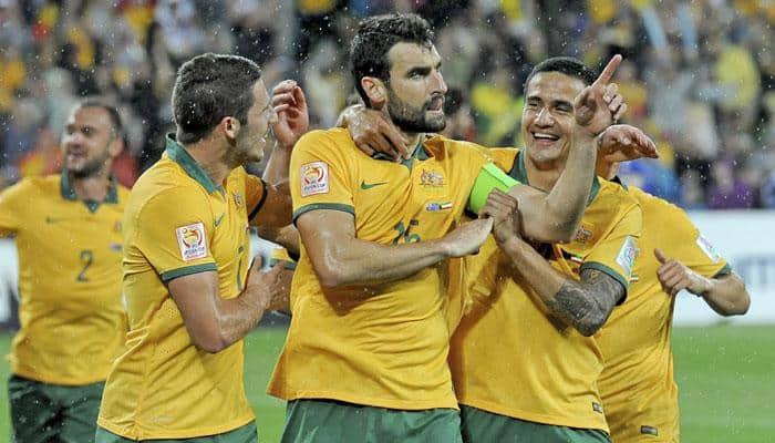 Socceroos face `mammoth` task, admits Jedinak