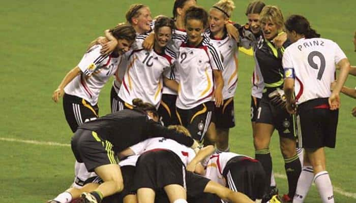 Germany lead last women`s rankings before FIFA World Cup