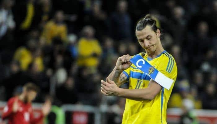 Bizarre Zlatan Ibrahimovic header puts Sweden on course for Moldova win