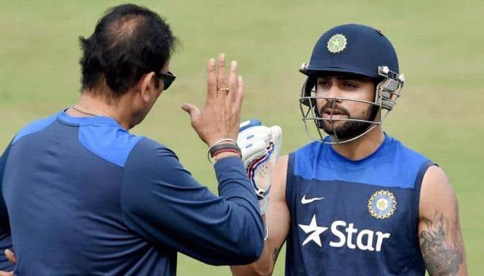 Ravi Shastri defends Virat Kohli, says his work ethic as good as any