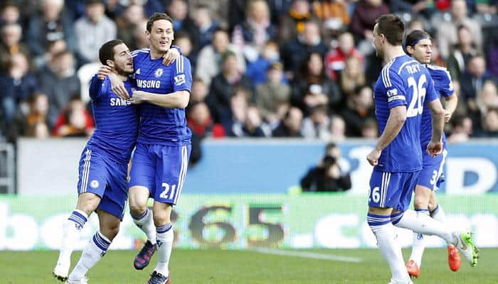 Premier League: Chelsea ready for final push towards title