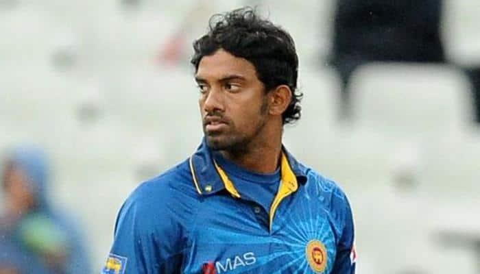 Sachithra Senanayake to replace Saeed Ajmal at Worcestershire