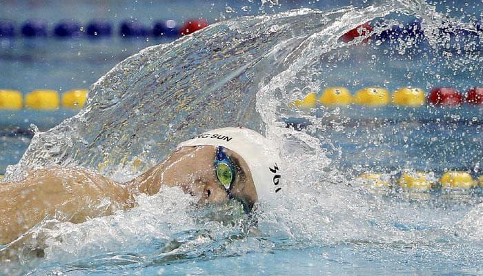 World champ Christian Sprenger under pressure to make Aussie swimming team
