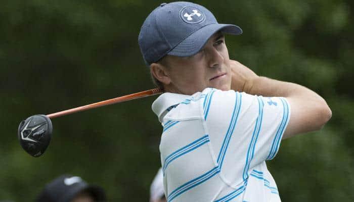 Jordan Spieth continues brilliant form to grab Houston Open lead