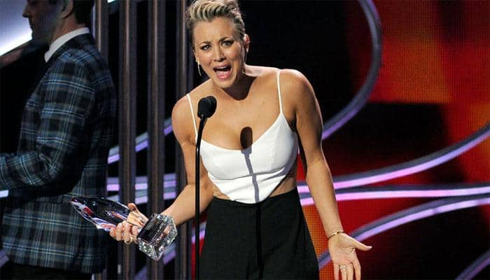Kaley Cuoco denies divorce rumors