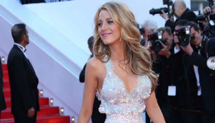 'Should I be concerned?' Blake Lively jokes about hubby Reynolds' wandering eyes