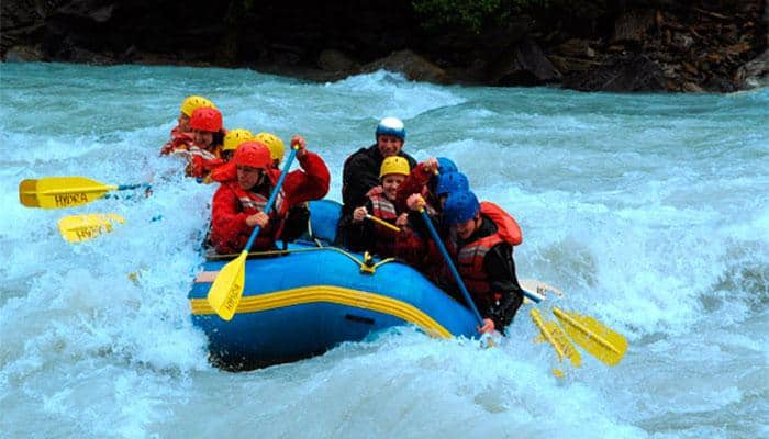 Green tribunal notice over rafting camps in Uttarakhand