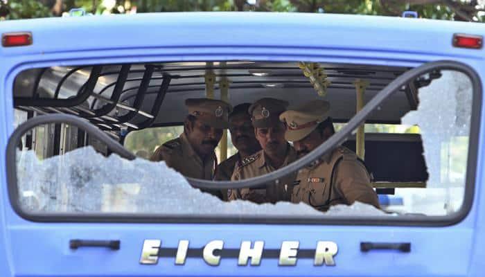 Telangana encounter: Terror accused shot dead while handcuffed?