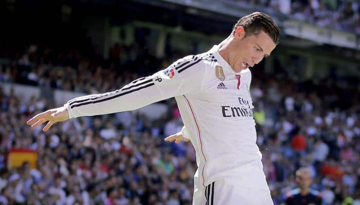 La Liga: Cristiano Ronaldo fires Real Madrid to victory, Atletico held