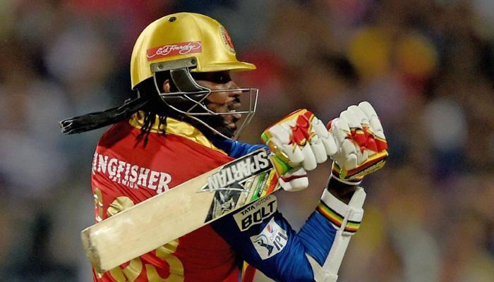 IPL 8, KKR vs RCB: Ferocious Chris Gayle blows Kolkata away