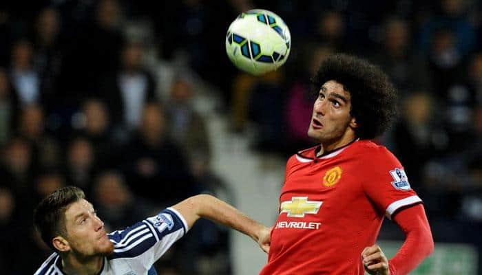 United warn Chelsea about 'fantastic' Marouane Fellaini