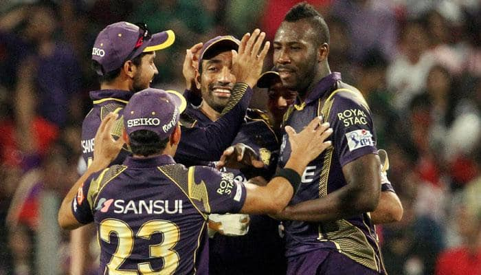 IPL 2015: Andre Russell powers KKR home by 4 wickets against KXIP