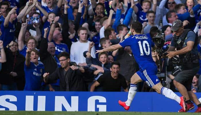Victory over United vital for EPL aspirations: Eden Hazard
