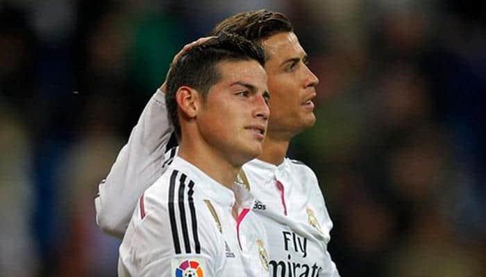 Real's James Rodriguez may hold key amid injury crisis
