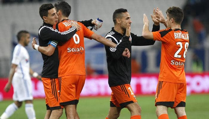 Marseille powerless to stop five-goal Lorient express