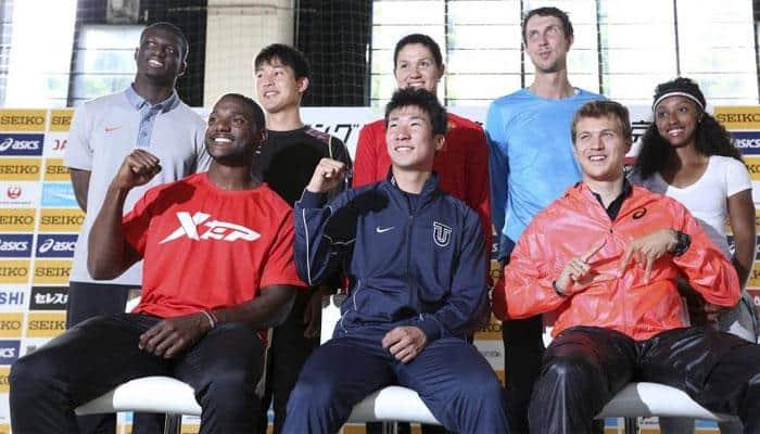Asia's fastest sprinter Yoshihide Kiryu to challenge Usain Bolt in New York