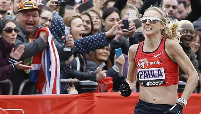 Paula Radcliffe's emotional athletics farewell ends in tears