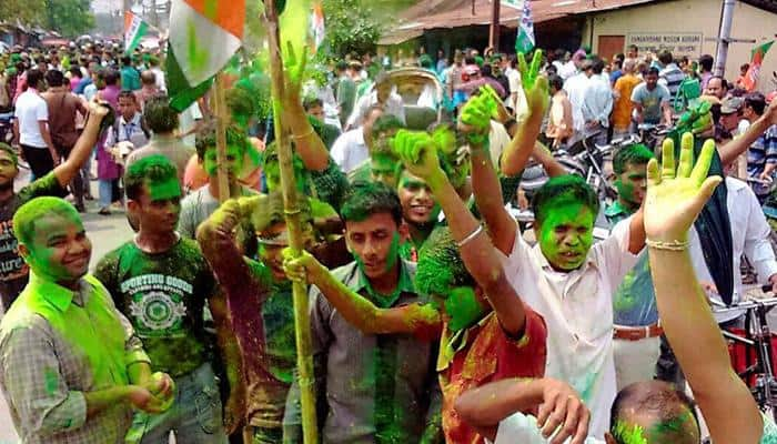 Trinamool Congress secures landslide victory in West Bengal civic polls, big body blow to BJP, Left