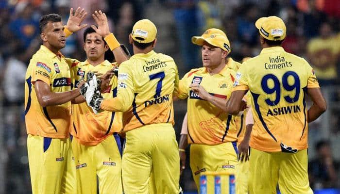 IPL 2015: Chennai Super Kings vs Kolkata Knight Riders - As it happened...