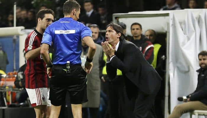 Filippo Inzaghi close to AC Milan sack after Genoa humiliation