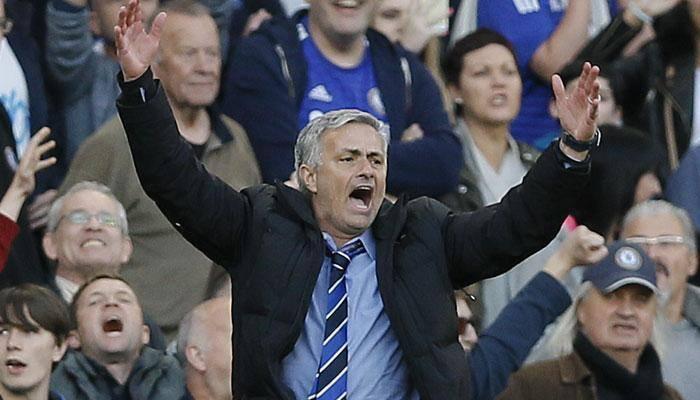 Jose Mourinho turns air blue to spark Chelsea comeback