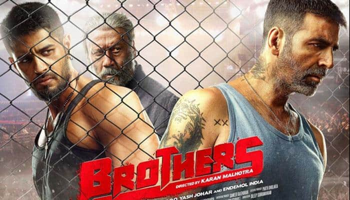 Karan Johar's 'Brothers' to release on August 14
