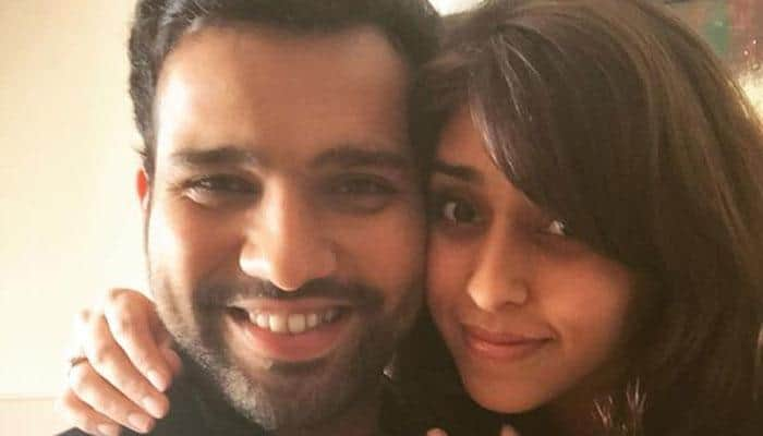 Rohit Sharma gets engaged to best friend Ritika Sajdeh