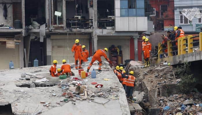 NDRF to begin pulling out of quake-ravaged Nepal today