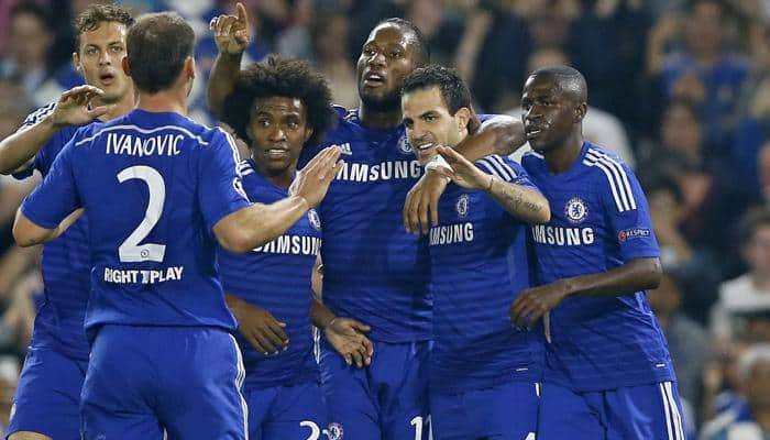 Cesc Fabregas hopes Chelsea's English Premier League title 'first of many'