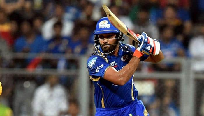 IPL: MI batted with eye on D/L initially, Rohit Sharma