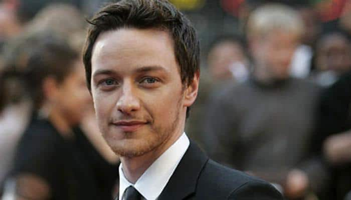 James McAvoy shaves his head for 'X-Men: Apocalypse'