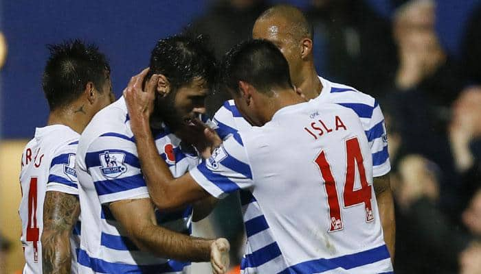 QPR relegated from Premier League
