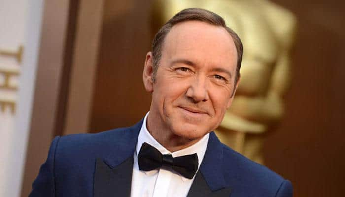 Kevin Spacey's 'Nine Lives' gets release date