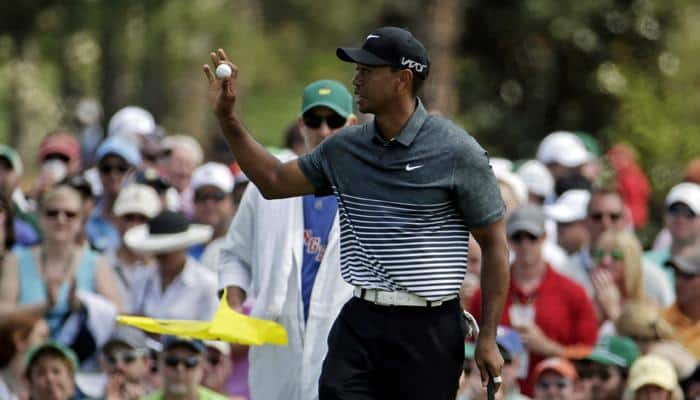 Tiger Woods endures ''mixed bag'' in trying week of play