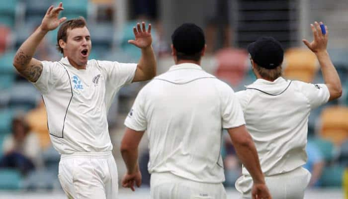New Zealand wrap up tour victory over Somerset