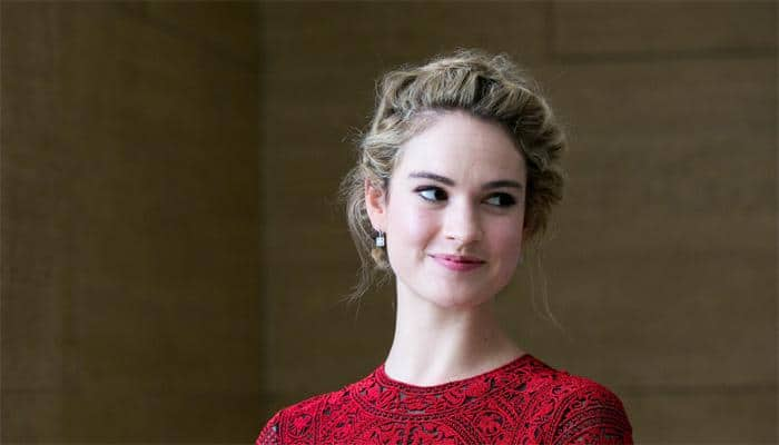 Lily James to star opposite Christopher Plummer in spy thriller `The Kaiser`s Last Kiss`