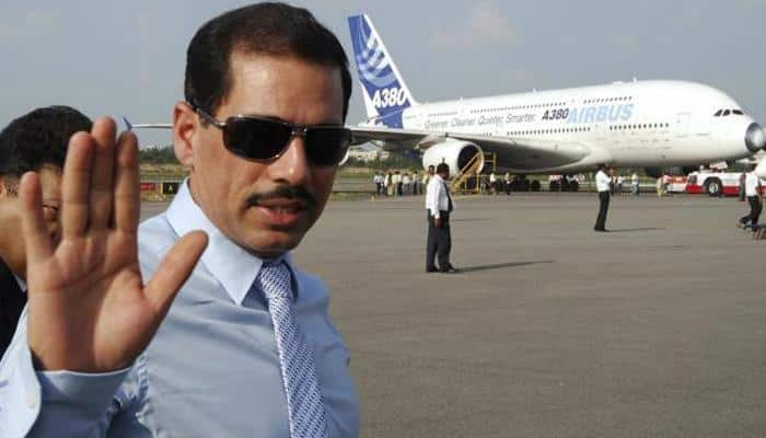 Vadra land deals: 'Rahul Gandhi's suited-booted jijaji will be probed'