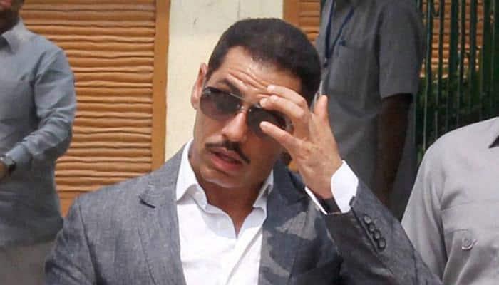Haryana govt forms commission to probe Robert Vadra land deals