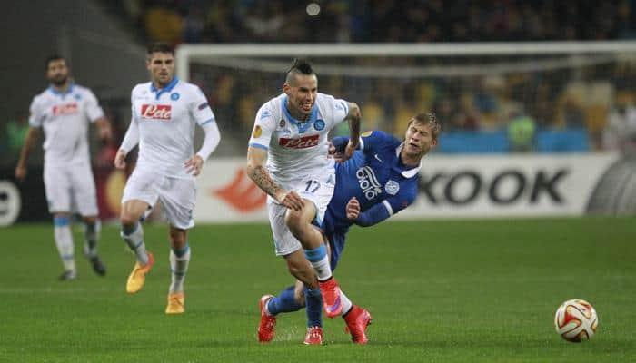 Fiorentina, Napoli fail to follow Juve's steps in Europe