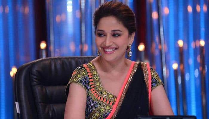 Madhuri's presence makes me nervous: Geeta Kapoor