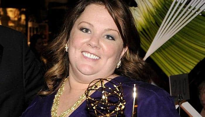 Melissa McCarthy gets star on Hollywood Walk of Fame