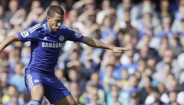 EPL: Eden Hazard expected to miss Chelsea's crowning glory