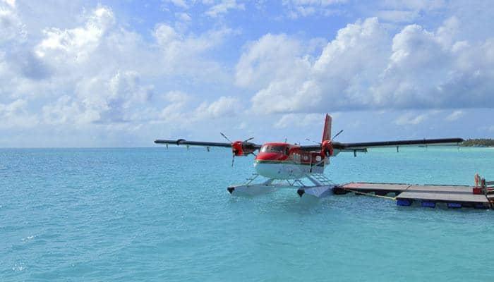 Trial of sea-plane in Goa on Saturday