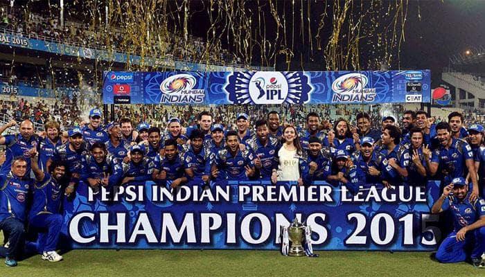 IPL 2015 final: Mumbai Indians thrash Chennai Super Kings by 41 runs to lift second title