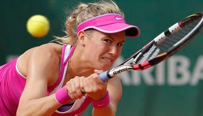 Eugenie Bouchard's miserable run continues with early French exit