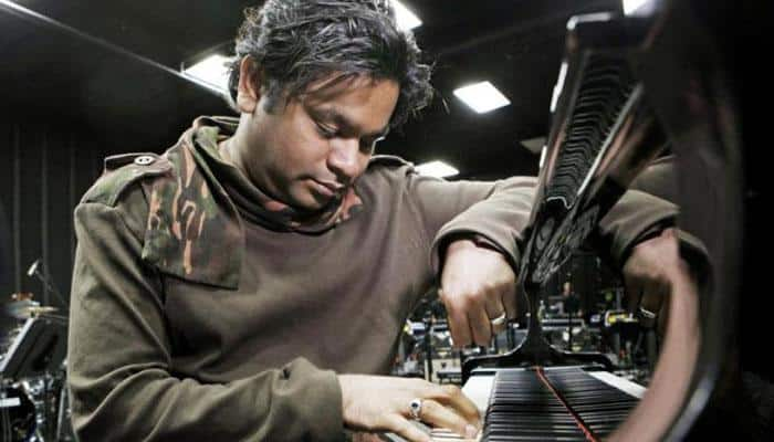 Documentary on A R Rahman screened at White House
