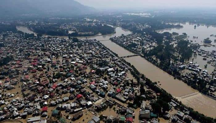 J&K farmers hit by 2014 floods receive Rs 47 as compensation