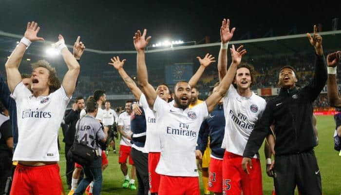 Paris Saint Germain extend Lucas Moura's contract till 2019