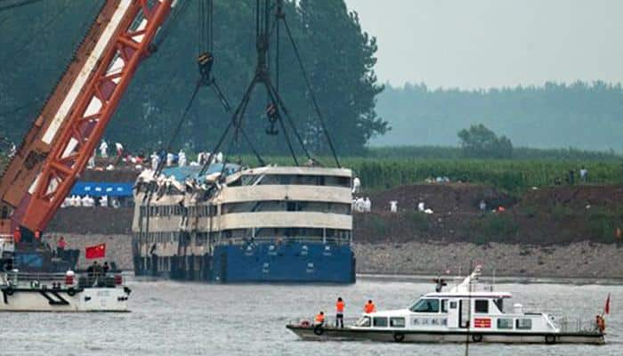 Death toll in China cruise ship sinking rises to 331: Reports